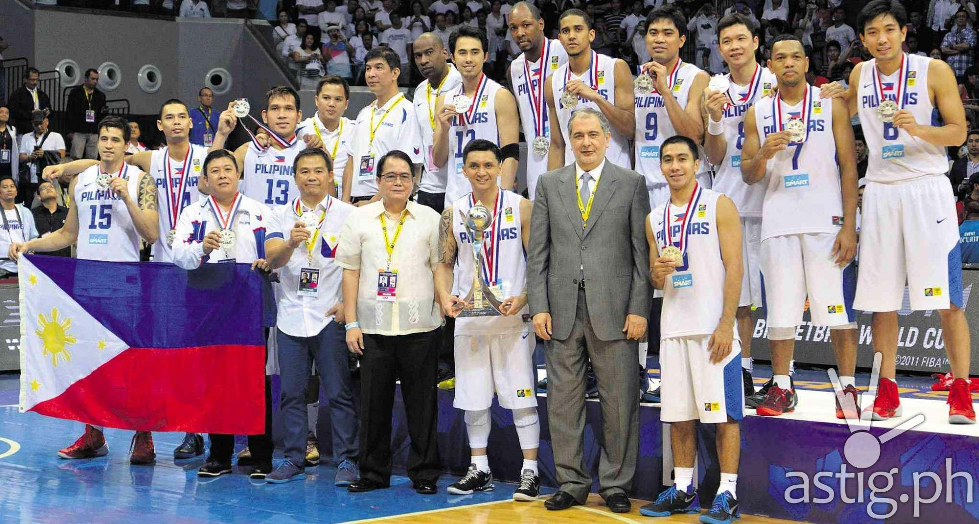 SMART Gilas Pilipinas FIBA (photo via Inquirer.net)