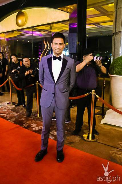 Sam Milby Star Magic Ball 2014
