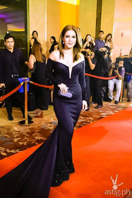 Shaina Magdayao Star Magic Ball 2014