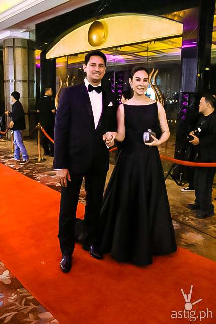 Stars of the Night Gretchen Barretto and Richard Gomez Star Magic Ball 2014