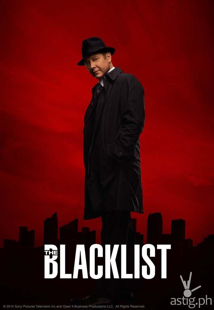 The Blacklist Season 2 airs September on AXN