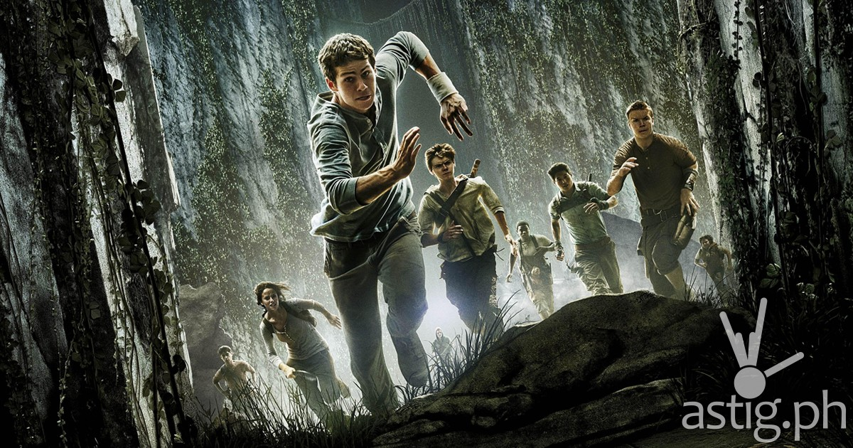 The Maze Runner movie poster