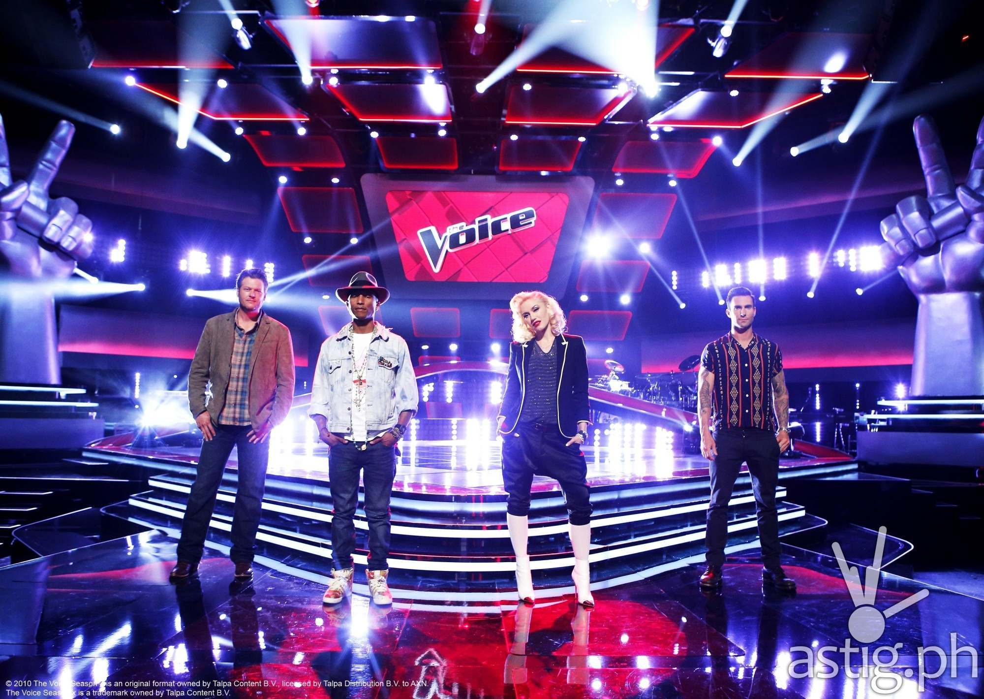 The Voice Season 7 airs September on AXN
