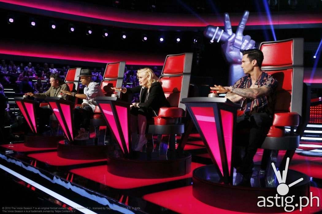The Voice Season 7 airs September on AXN
