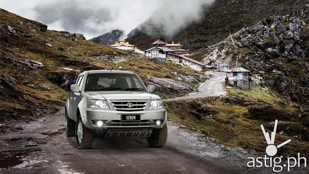 Tata Xenon Tibet