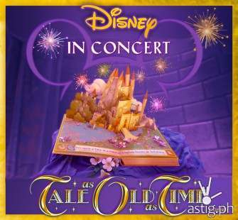Tale as Old as Time: Walt Disney concert this November