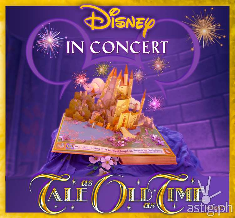 Disney Tale as Old as Time concert