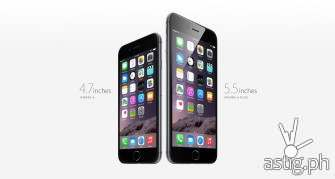 iPhone 6 + iPhone 6 Plus available on Globe starting November