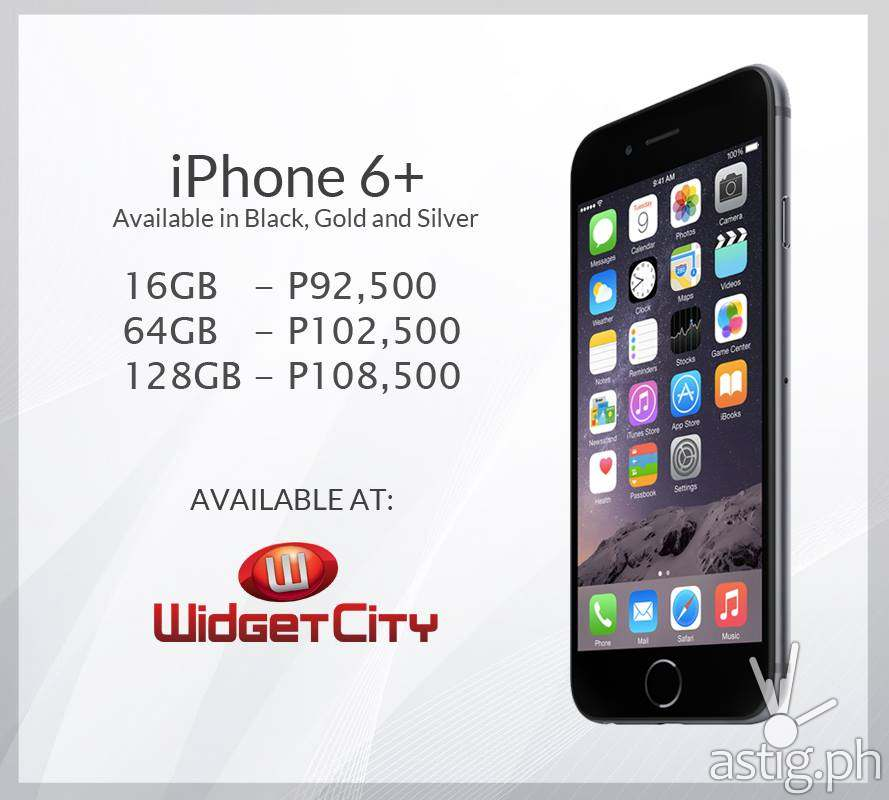 iPhone 6+ price in the Philippines reaches a shocking 100K ...