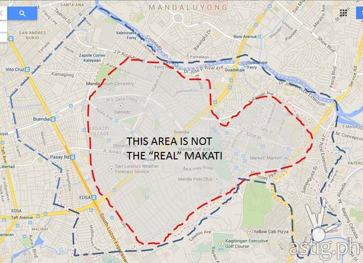 Real Makati VP Jejomar Binay Make it Makati