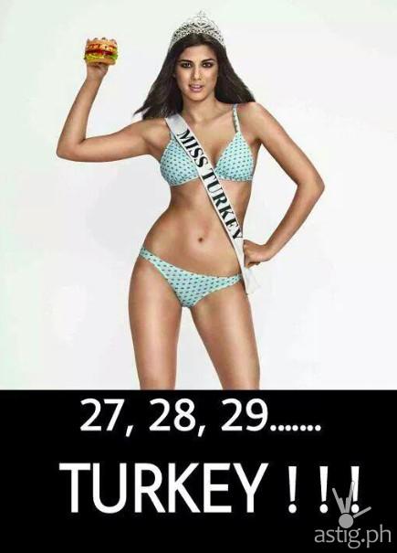 27, 28, 29 ... TURKEY!!!