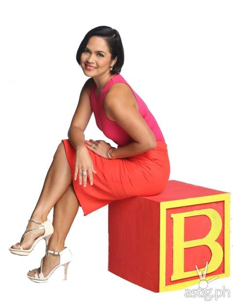 Bet On Your Baby Host Judy Ann Santos Agoncillo