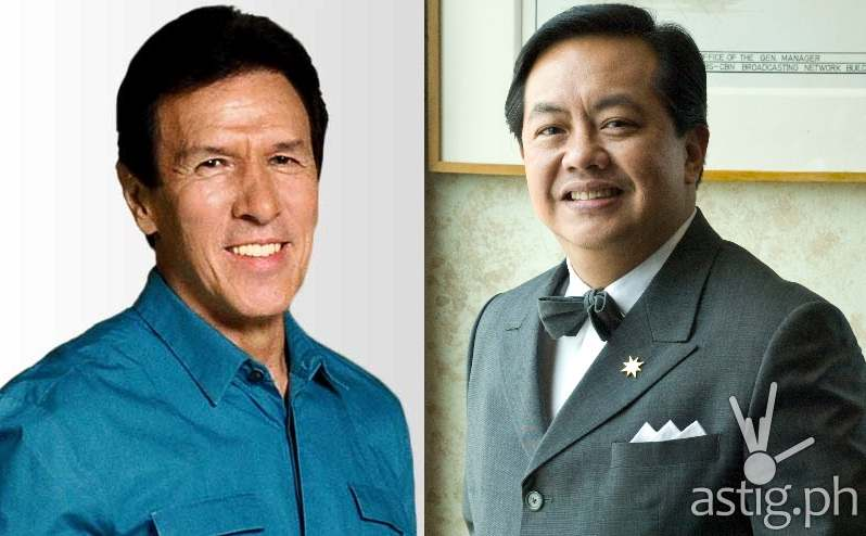 DZMM Fast Break anchors Freddie Webb and Boyet Sison