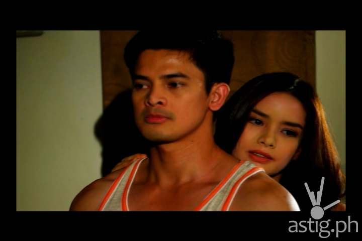 Erich Gonzales Kaye Abad and Jason Abalos in Two Wives