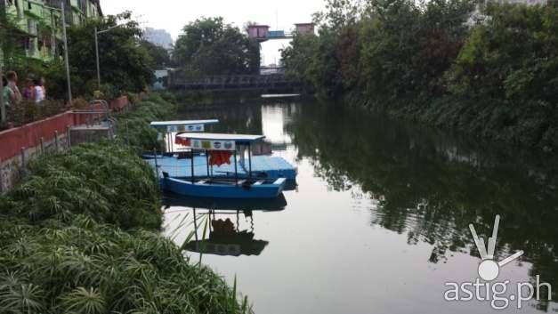 Estero de Santibañez