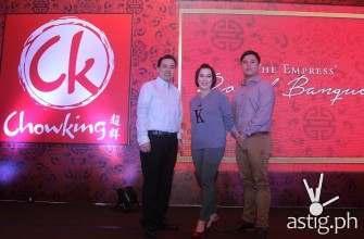 Kris Aquino opens Chowking franchise