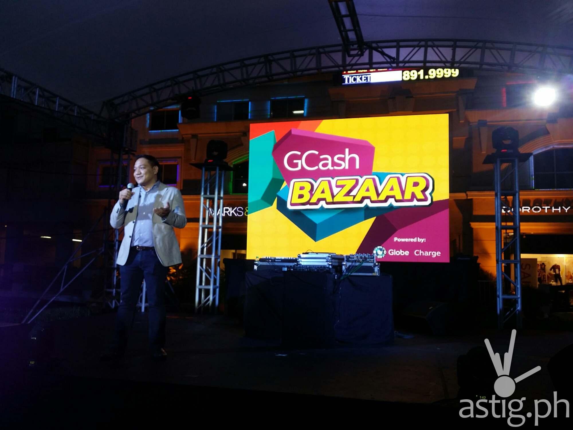 Globe GCash Bazaar (Ed Uy)
