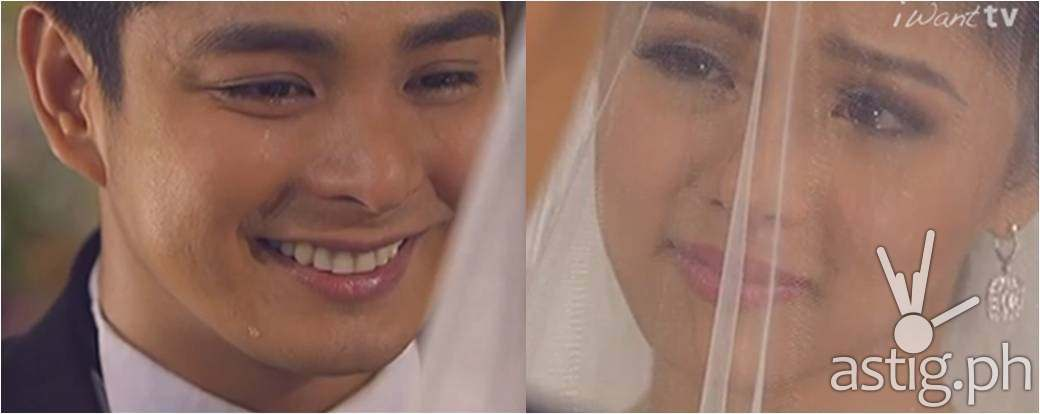 Ikaw Lamang ends with a wedding between Kim Chiu and Coco Martin