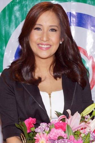 Jolina Magdangal-Escueta now officially