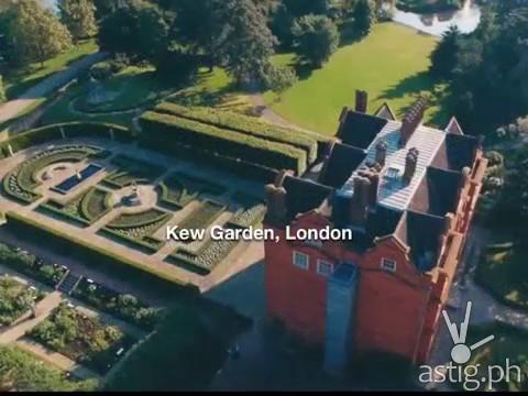 Kew Garden in London