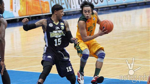 NU Bulldogs vs FEU Tamaraws UAAP finals (Rappler)