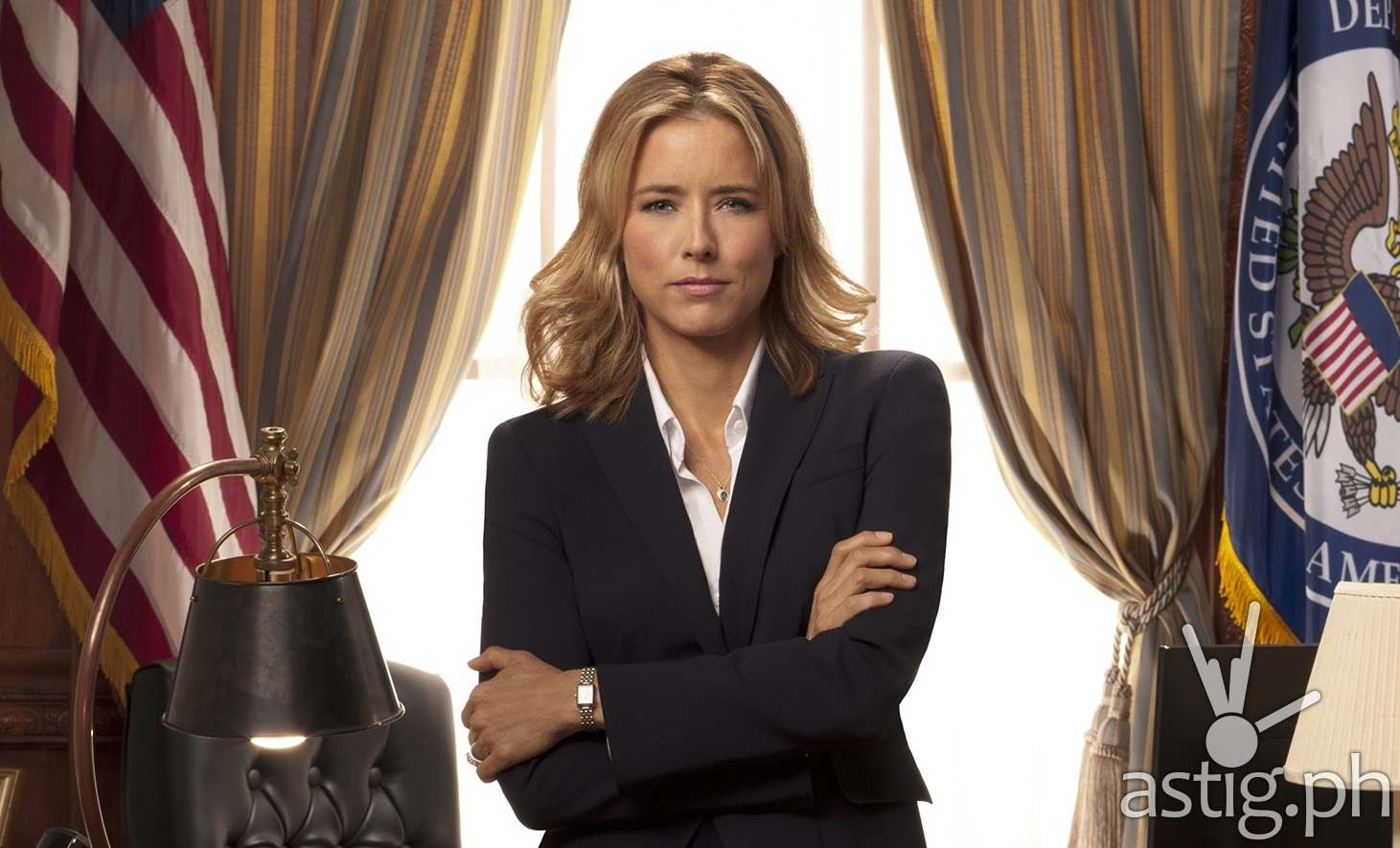 Téa Leoni is Madam Secretary