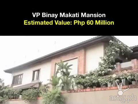 VP Binay Makati Mansion