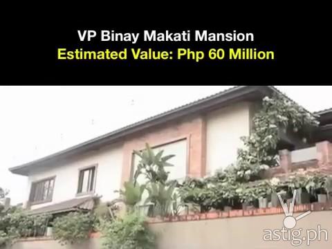 VP Binay Makati Mansion