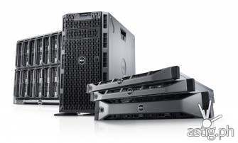 Dell's most advanced server portfolio for business computing needs