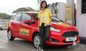 Bianca Gonzalez for Shell FuelSave