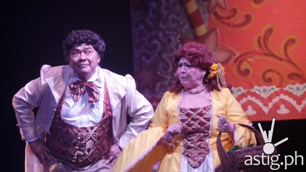 Scrooge the musical by Repertory Philippines