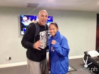 Brandon Vera, Ana Julaton geared up for December fight