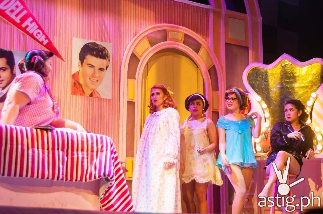 The Pink Ladies - Grease by 9 Works Theatrical