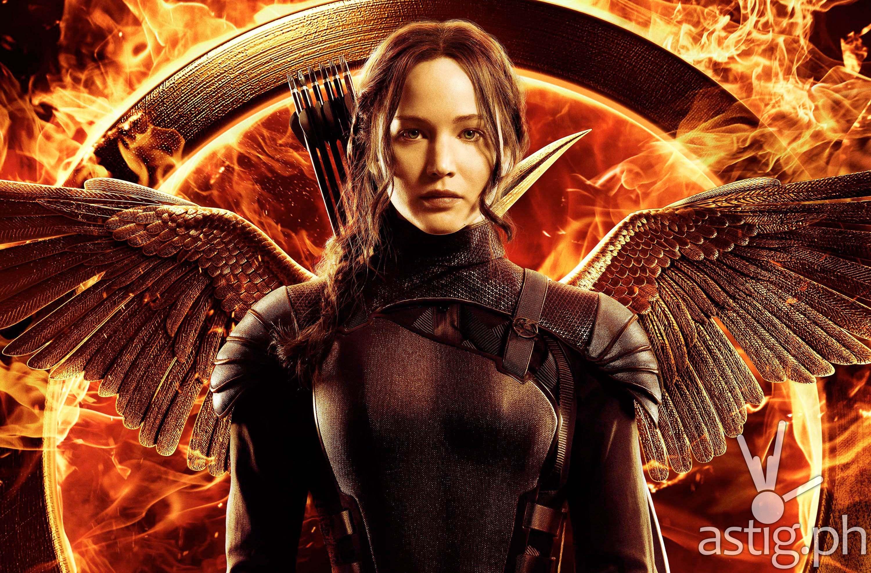 Hunger Games Mockingjay Part 1