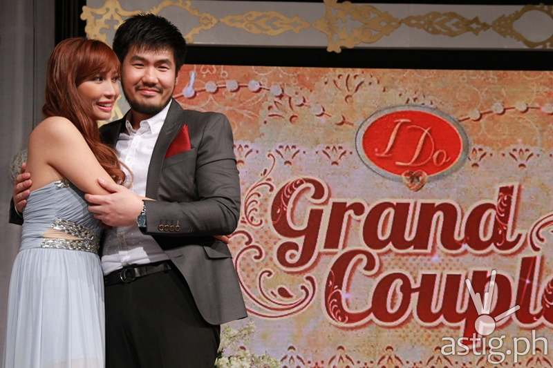 I DO Grand Couple Jimmy and Kring