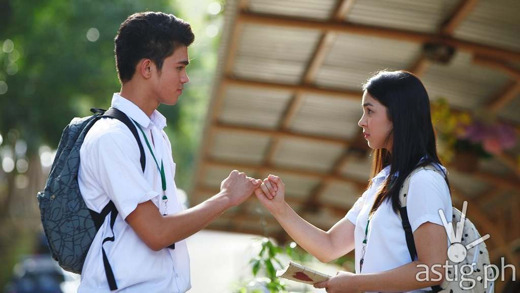 Julia Barretto and Iñigo Pascual team up for the first time in 'MMK'