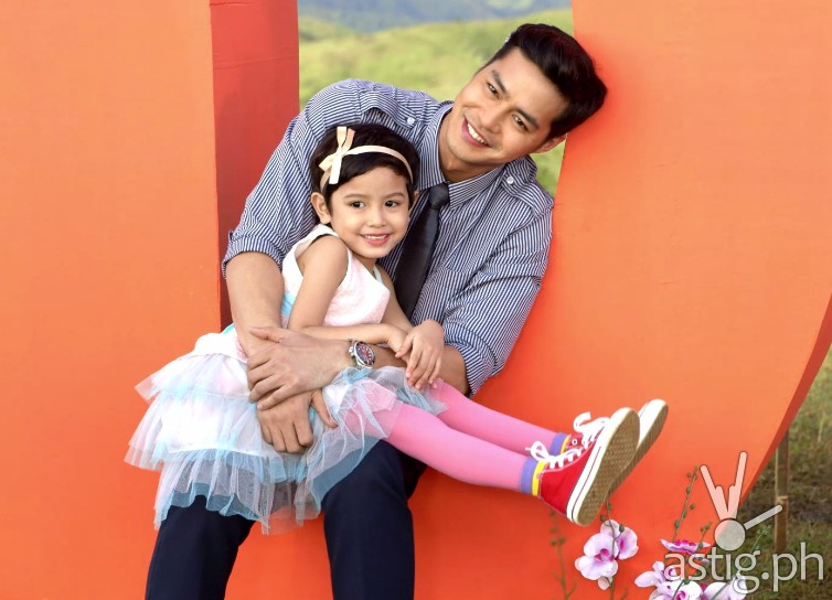 Kapamilya network's newest 'couple' Zanjoe Marudo and Jana Agoncillo