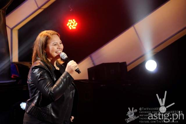 Karla Estrada - The Voice blind auditions
