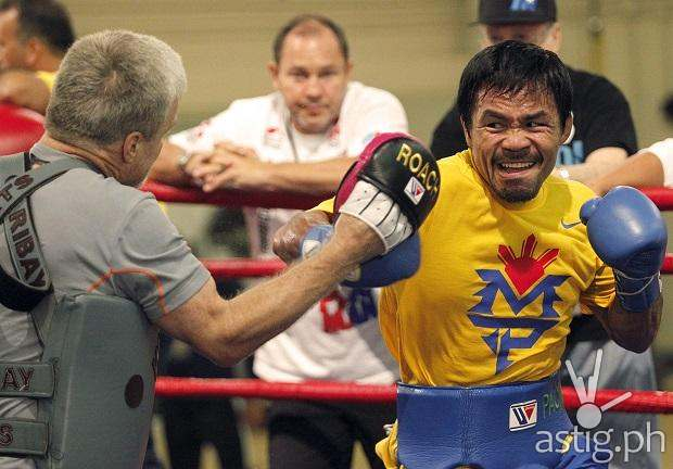 Manny Pacquiao vs Christopher Algieri