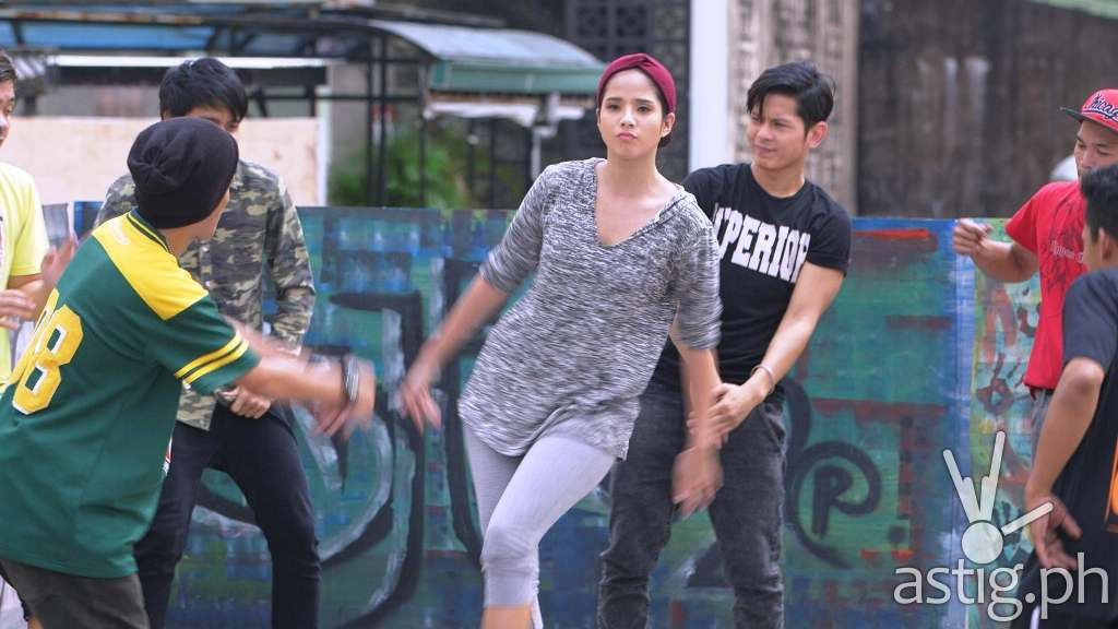 Maxene Magalona plays nurse-rapper in MMK