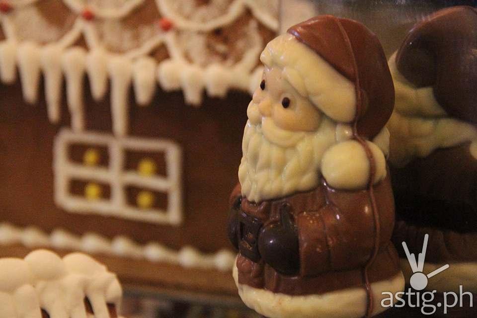 Chocolate St. Nicholas (P300)