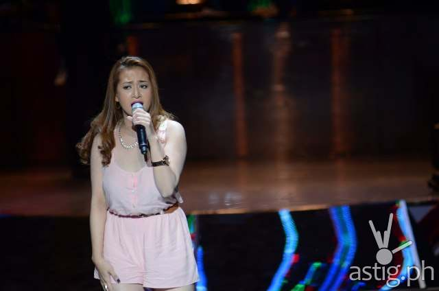 Rufa Mi - The Voice blind auditions