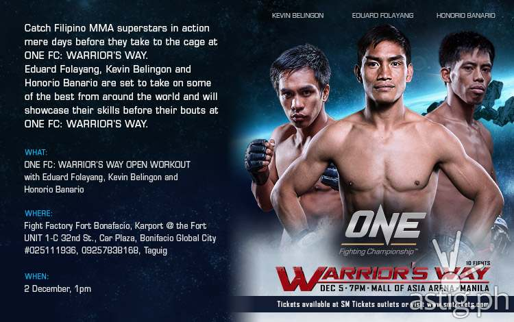 Team Lakay ONE Fighting Championship