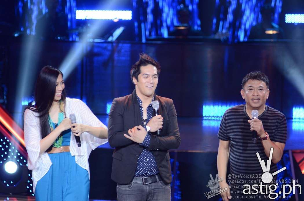 The Voice blind auditions (Nov 8 and 9)