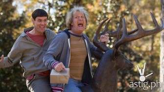 DUMB AND DUMBER TO tops US box office on opening weekend