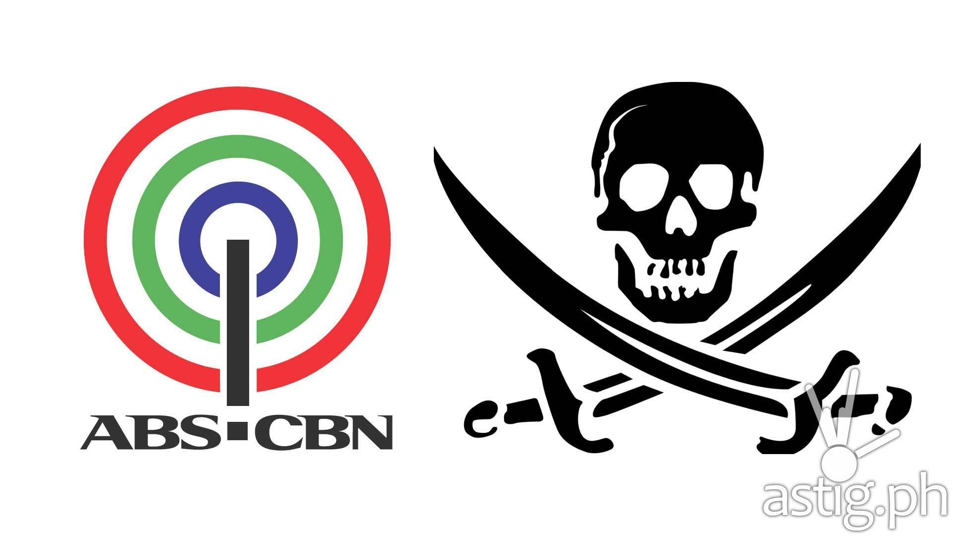 ABS-CBN vs piracy
