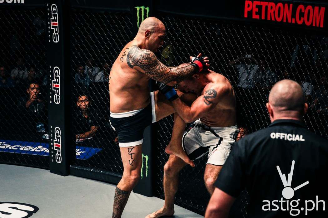 Brandon Vera (Philippines) vs Igor Subora (Ukraine)