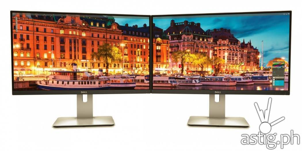 Dell UltraSharp 25 inch monitor U2515H