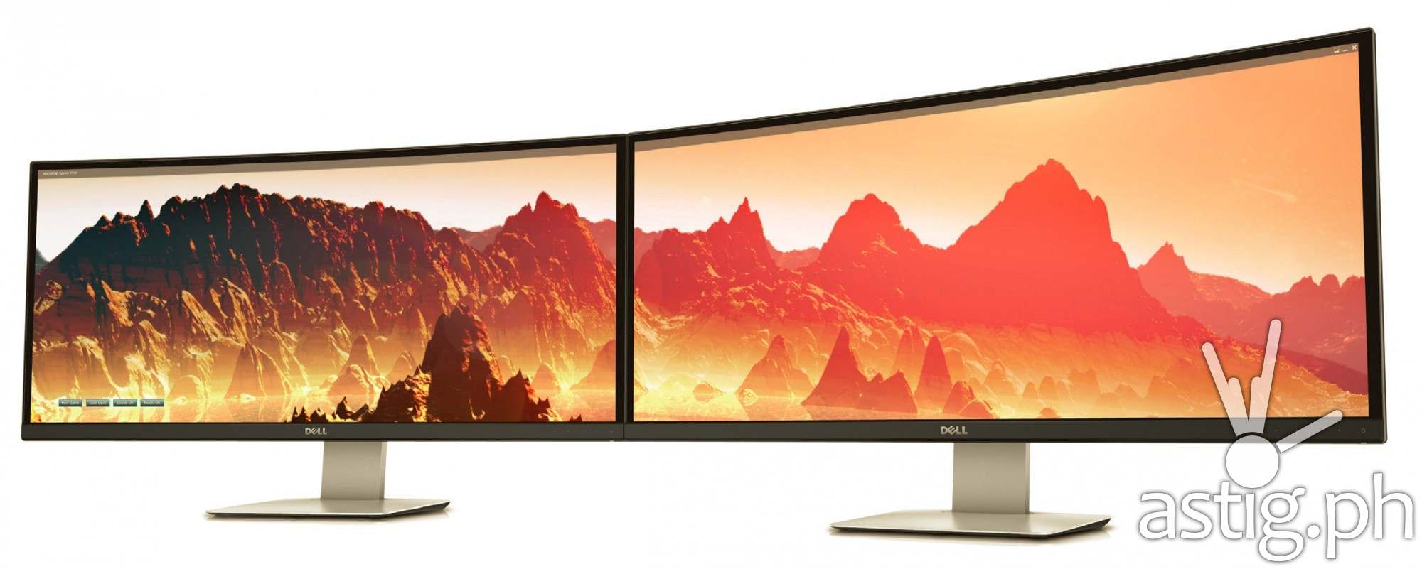 A closer look at the new Ultra HD 4K and 5K monitors from Dell
