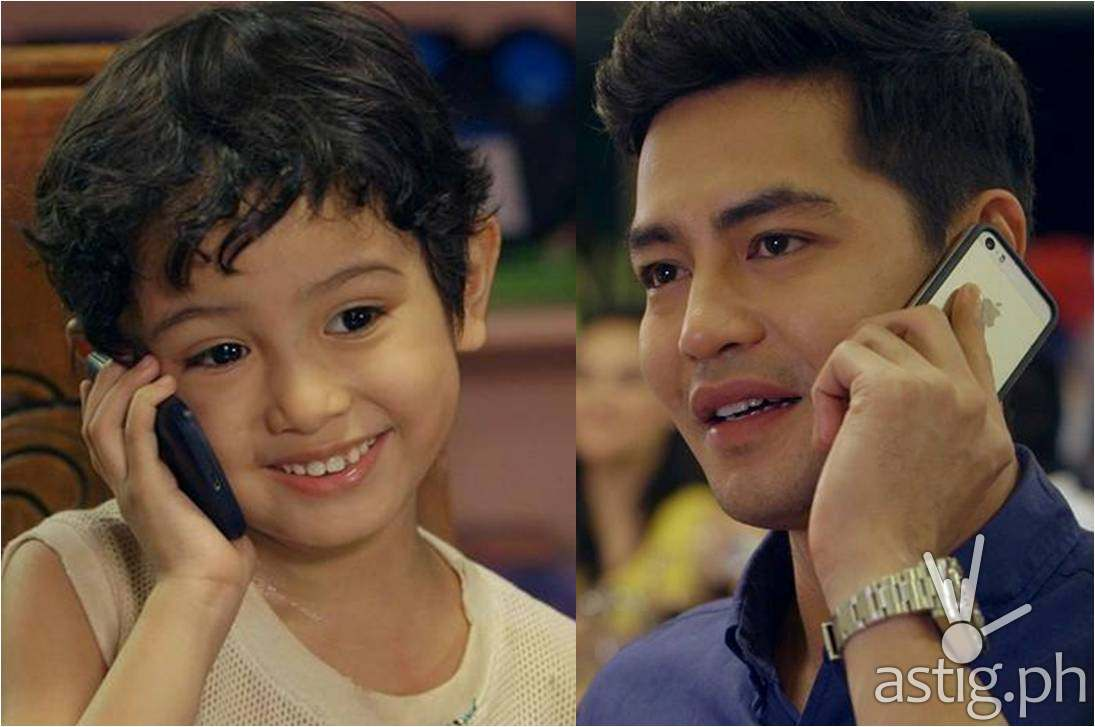Dream Dad Zanjoe Marudo is impressed with his new 'Baby'